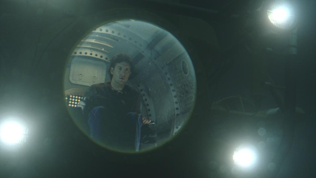 Atlantis CG submarine and environmentlook dev and lighting