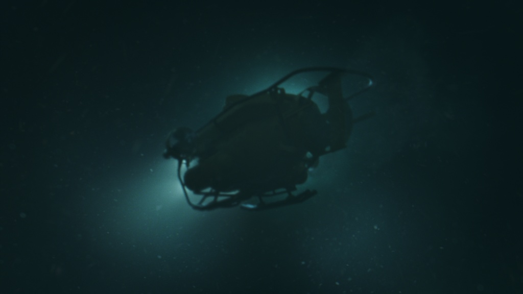 Atlantis Full CG shot look dev and lighting