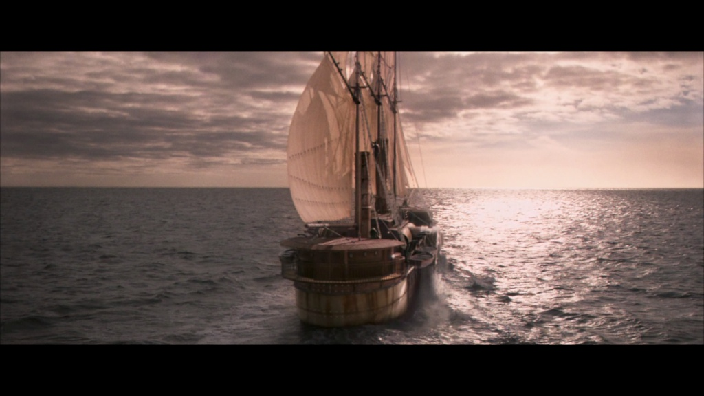 The Golden Compass 3d ship model