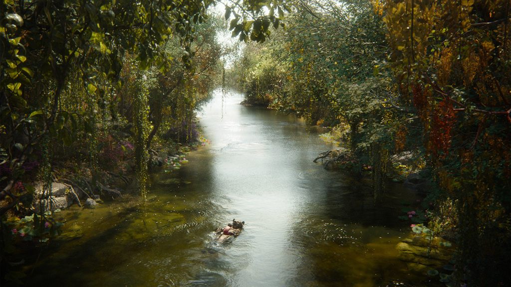 The Jungle Book final composite